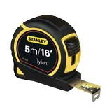 STANLEY Tylon Tape 5M [30-696-20] - Meteran Manual